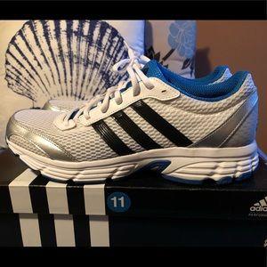 Adidas Vanquish running shoe, used, size 11